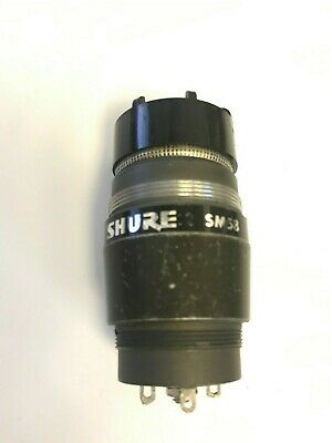 New Unused Original Shure R59 Replacement Sm58 Cartridge Microphone Mic Capsule