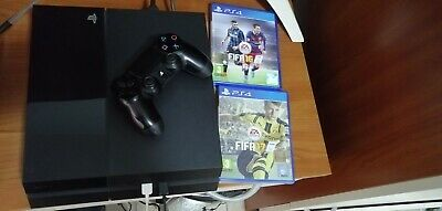 Console Sony PlayStation 4 - PS4 500 GB - Usata + giochi e accessori