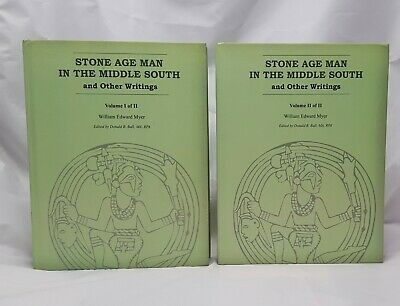 Stone Age Man In The Middle South and Other Writings Volumes I & II Hardback