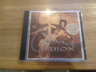 Celine Dion : The Colour of My Love CD (2001)