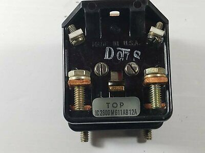 Hyster Contactor 1198438 For Forklifts