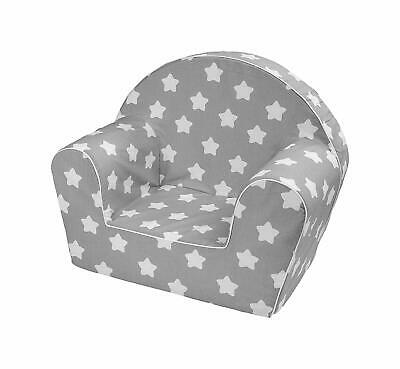 Musehouse Childrens Chair Armchair Seat Stool Kids Toddlers Childs 0-4yo