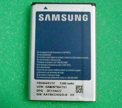 BATTERY SAMSUNG EB504465YZ Battery i400 Continuum Droid Charge i510 Gemi100