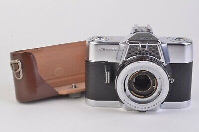 FOR PARTS OR REPAIR VOIGTLANDER ULTRAMATIC 35mm SLR BODY ONLY *READ DETAILS