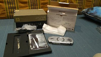 Psp Japan Edition Aniversary Muy exclusiva tan solo 77777 unidades Crisis Core