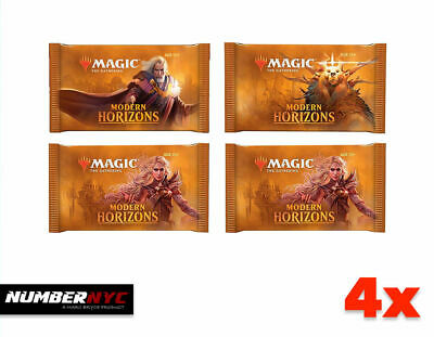Modern Horizons Booster Draft MTG Packs Magic The Gathering Factory Sealed NEW