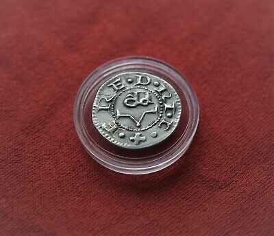 Un Researched Silver Coin