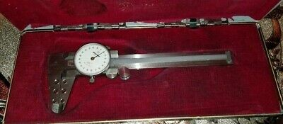 Mitutoyo No.505-629  4 Inch Calipers .001 Resolution. Clean