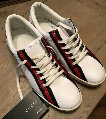 c44eeba4a AUTHENTICE ULTRA RARE Gucci Mens 157499 Ace Vintage Sneakers - EUR ...