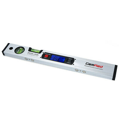GemRed Digital Level S-pir-it Level Angle Finder With Magnetic Leveling N0J2