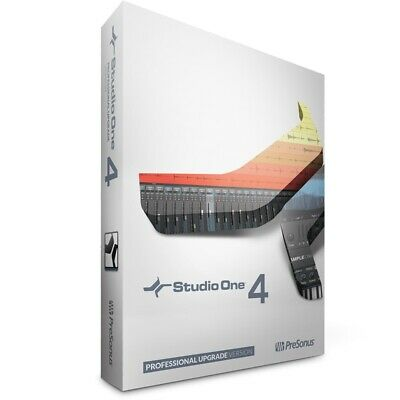 PreSonus Studio One 4.5 Professional Software UPGRADE from Pro/Producer Download