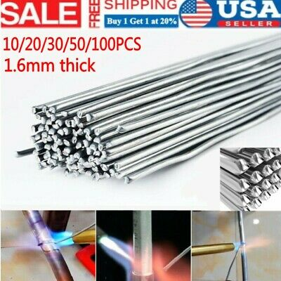 Easy Aluminum Welding Rods Wire Brazing – medifitstore 10/20/30/50/100PCS-