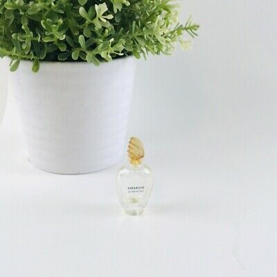 Amarige Perfume Givenchy Eau De Parfum Miniature Bottle Empty Collectible 4ml
