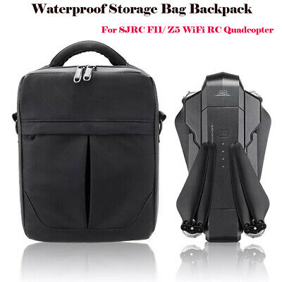 Waterproof Carry Storage Bag Backpack For SJRC F11/Z5 WiFi RC Quadcopter Drone