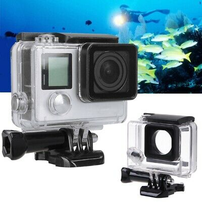 For GoPro Hero 3 4 Cover Waterproof Diving Protective Housing Underwater Case