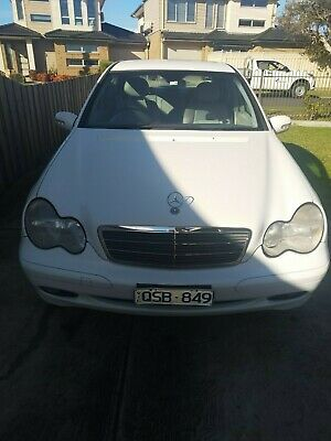 mercedes benz C200 Kompressor Classic Auto 4 Dr Sedan 2001
