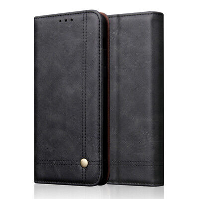 For Xiaomi 9T/ Redmi K20/Pro Luxury  Leather Case Flip Cover Wallet Card Pouch