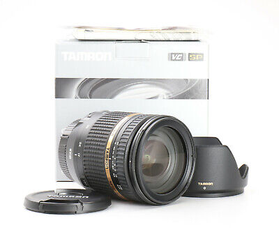 Canon Tamron 17-50 mm 2.8 SP VC XR Di II LD Aspherical IF + Gut (225697)