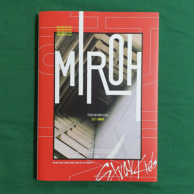 [Pre-Owned/No Photocard] Stray Kids Seungmin Clé 1 : MIROH - CD / Booklet