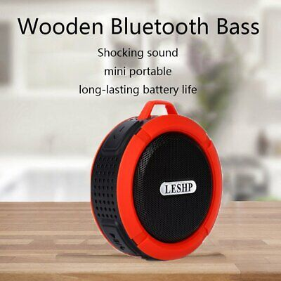 Rechargeable Portable Bluetooth Wireless Speaker Mini Super Bass for Cell Phone
