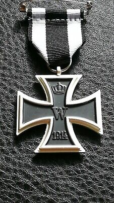 Collectable German Cross WW1 German Medal 2nd Class 1914-1918 Military Prussia