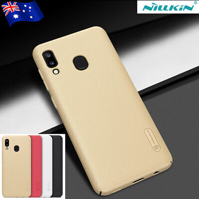 For Samsung S10 5G A20 A30 A50 A60 A70 Shockproof Frosted Shield Slim Case Cover