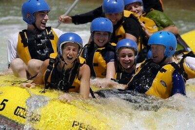 Gift voucher x 2 people white water rafting experience Penrith rrp $188