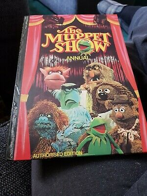 Muppet Show Annual 1978 X VERY GOOD CONDITION FOR AGE X VERY RARE X 2210 X