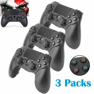 3X Dual Vibration Bluetooth Gamepad PS4 Controller Gamepad For PlayStation 4 MY