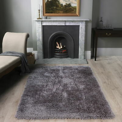 SHAGGY RUG 30mm HIGH PILE MARL EXTRA LARGE THICK SOFT LIVING ROOM FLOOR BEDROOM