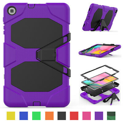 For Samsung Galaxy Tab A 10.1 2019 T510 Full Protective Rugged Stand Case Cover