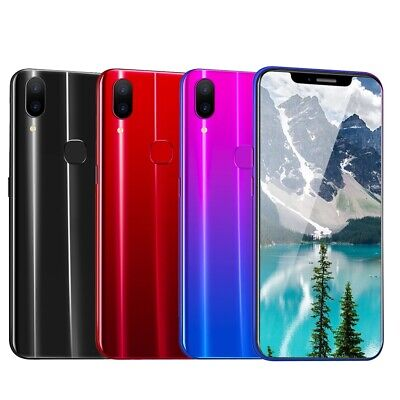 """6.2"""" Android 8.1 Octa Core Dual SIM 64GB + 4G Mobile Smartphone Cell Phone 3G"""