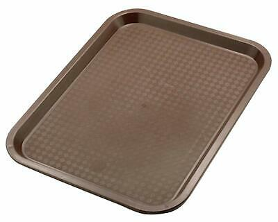 Fast Food Tray Brown (Small / Medium / Large)