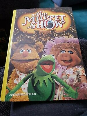 Muppets Annual 1979 X VERY GOOD CONDITION FOR AGE X VERY RARE X 2211N X