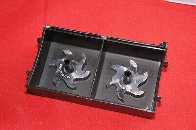 HORN PH  2x MILLING CUTTER SLOTTING SAWS GROOVING & TOOL CNC CARBIDE INSERTS