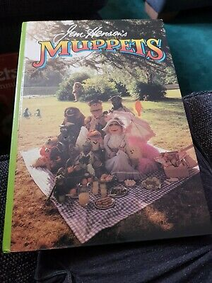 Muppets Annual 1981 X EXCELLENT CONDITION FOR AGE X VERY RARE X 2212N X