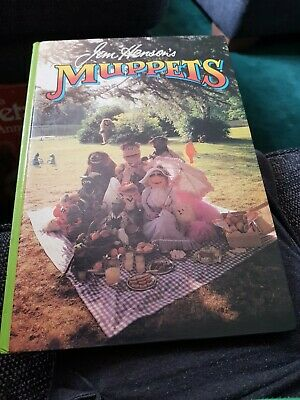 Muppets Annual 1981 X VERY GOOD CONDITION FOR AGE X VERY RARE X 2213 X