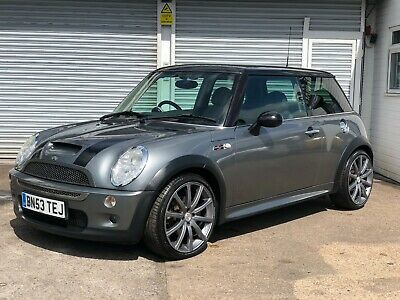 "**Sold**Mini Cooper S R53 Supercharged, 18"" Khan Alloys With Bridgestone Potenza"