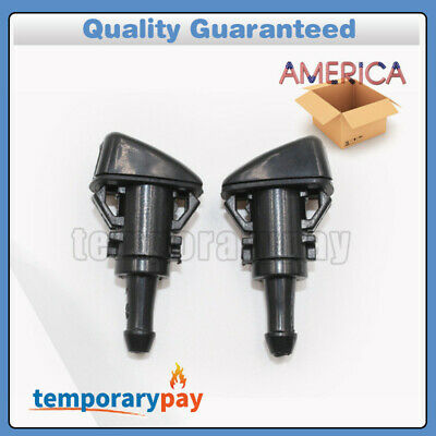 HYUNDAI Genuine 98630-2B000 Windshield Washer Nozzle Assembly Left