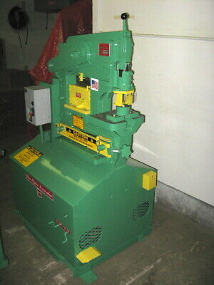 Uni-Hydro Ironworker Model 45-14