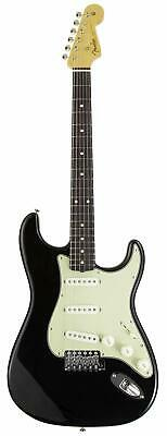New Fender Custom Shop 1960 Stratocaster NOS Black Electric Guitar From Japan