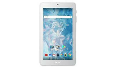 """Acer Iconia One 7"""" HD 16GB Android Tablet - Quad Core - White -  Refurb"""