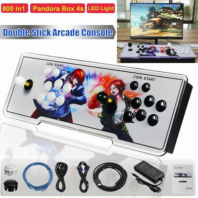 2019 Pandora box 4s multiplayer home Arcade Console 800 Games All in 1 Classic
