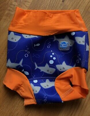Splash About Happy Nappy Large - 6 To 12 Months Used