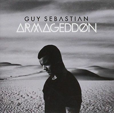 Sebastian Guy-Armageddon Album CD