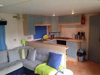 3 Bedroom Static Caravan sited in Brittany France at Camping Du Quinquis Site