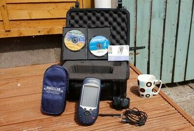 Magellan Mobile mapper CX and accessories