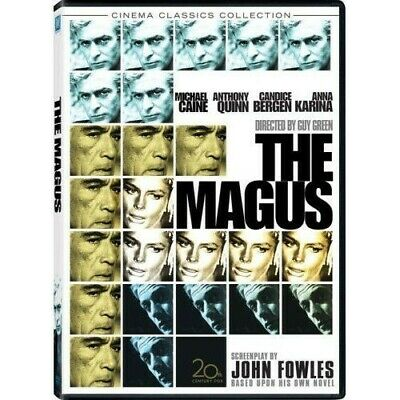 The Magus DVD-Michael Caine,Anthony Quinn,Candice Bergen Neuf sous blister