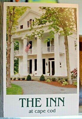 The Inn at Cape Cod Yarmouth Port MA Modern 4x6 Postcard Not posted