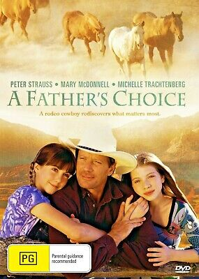 A Father's Choice - DVD - NEW - Peter Strauss, Mary McDonnell